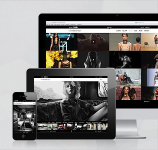 Portfolio Grid WP Theme
